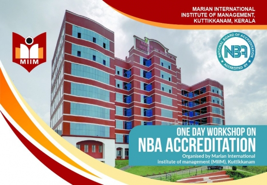 One day workshop on NBA accreditation