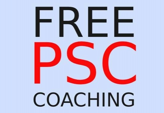 FREE PSC Coaching