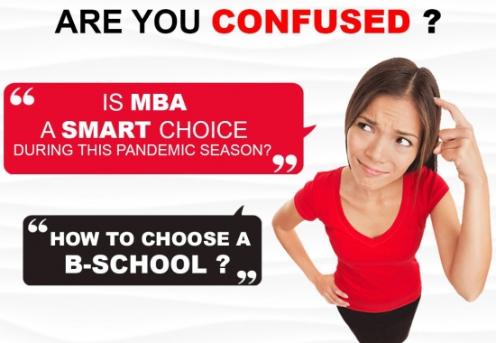 Free Webinar – IS MBA A SMART CHOICE DURING THE PANDEMIC SITUATION?