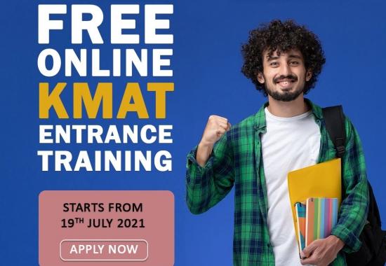 FREE Online KMAT Training